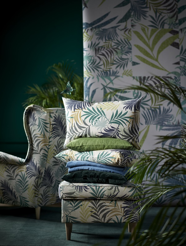 Ikea Today - embracing the midnights tropics trend