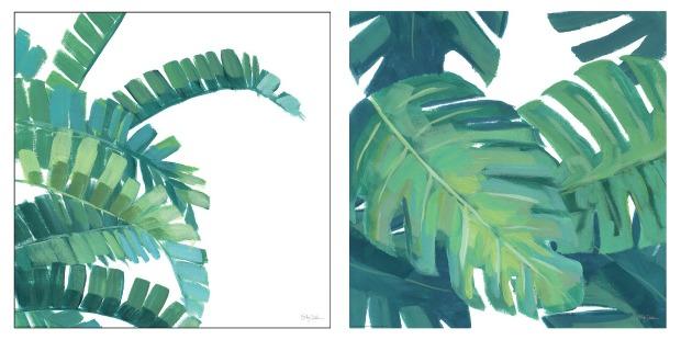 ikea today - jungle prints