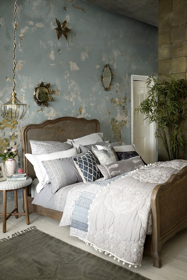 Bedroom personality type - bohemian at heart
