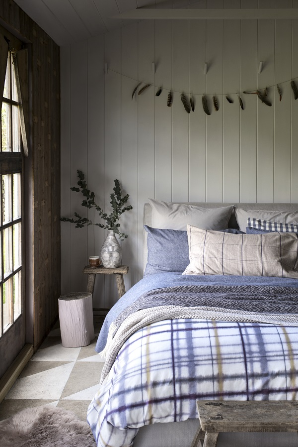 Personality type in the bedroom - Heart In the country