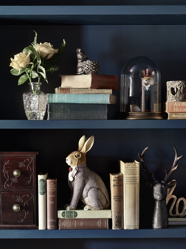 Books - essential home accessories