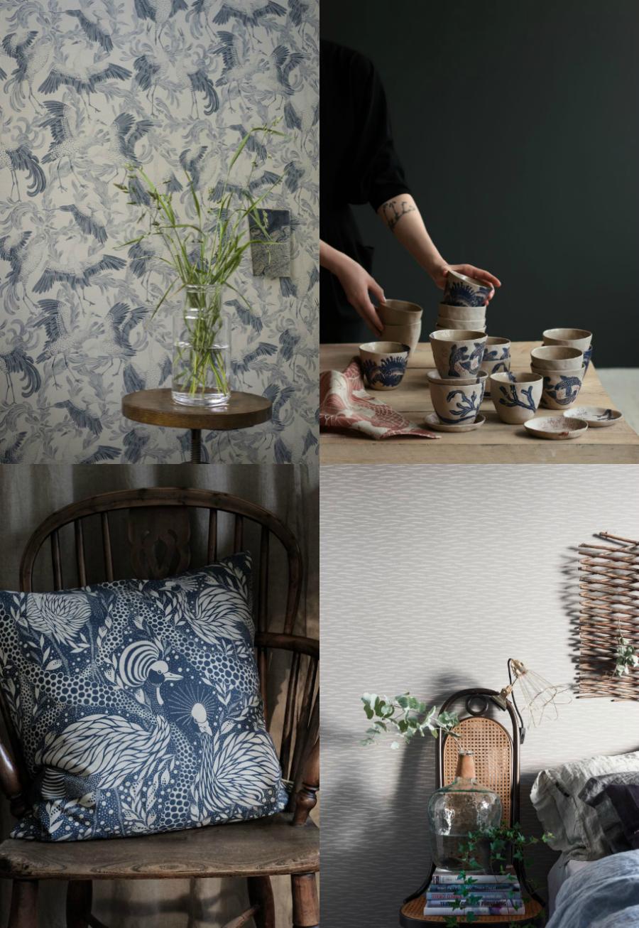 Emma von Brömssen - Surface pattern designer