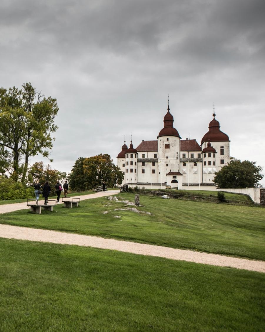 Lacko Castle - West Sweden