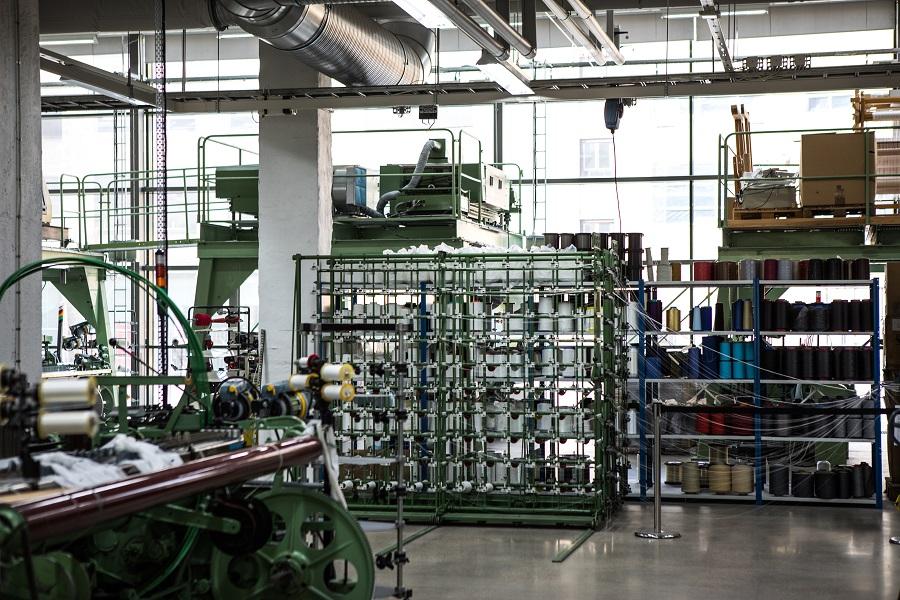 West Sweden, The Textile Fashion Centre, Boras, images ©Robert Dahlburg