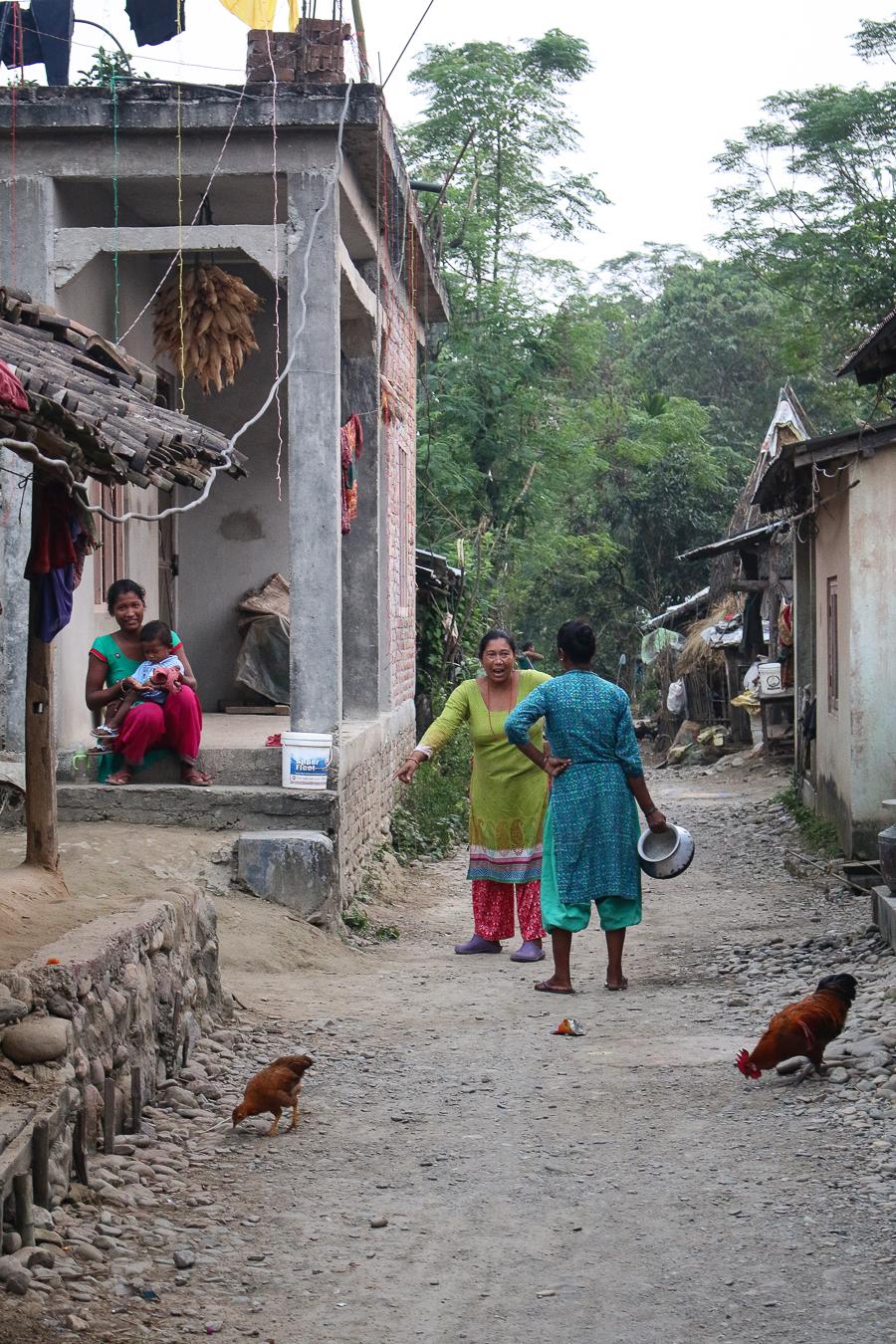 Around Chitwan, Nepal