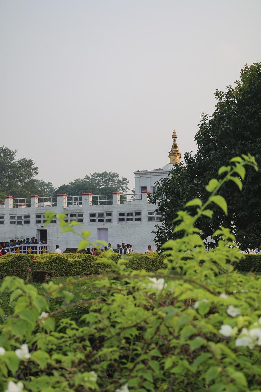 Lumbini, Nepal. Birthplace of Buddha