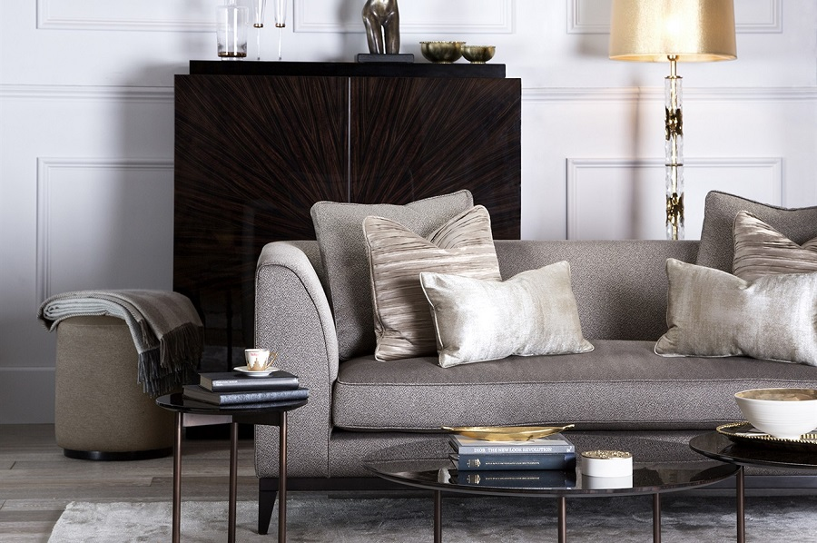 Tailored Elegance - the Ashby collection from the Sofa and Chair Co