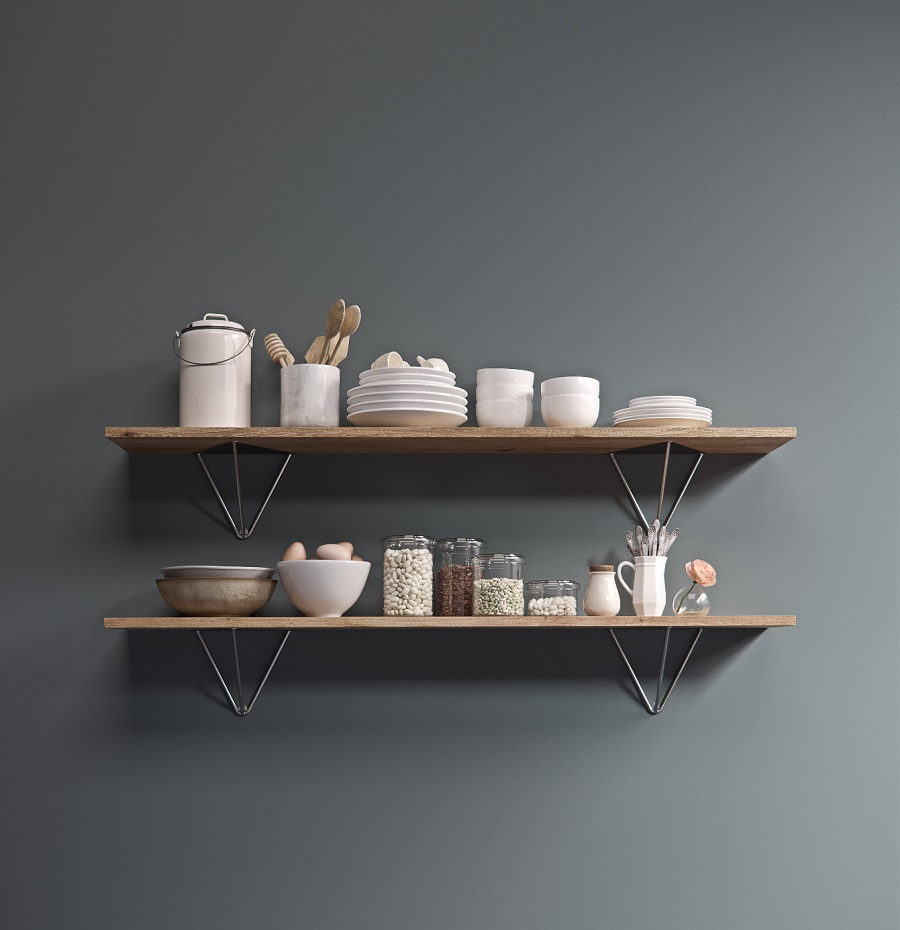 The Prism Shelf from the Hairpin Leg Co
