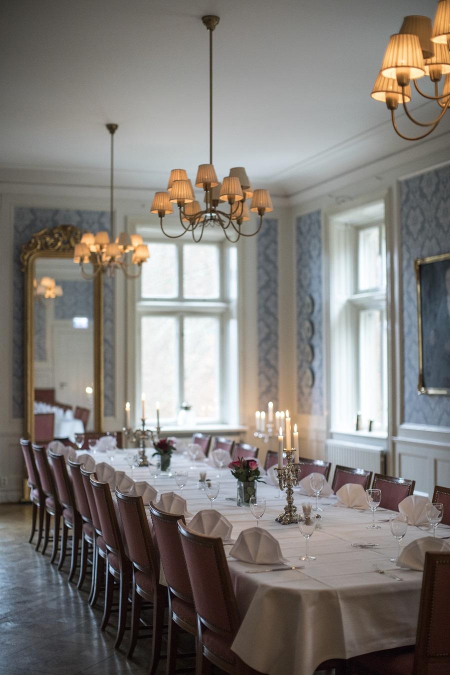 Introducing the Småland Region of Sweden - Slottsvillan