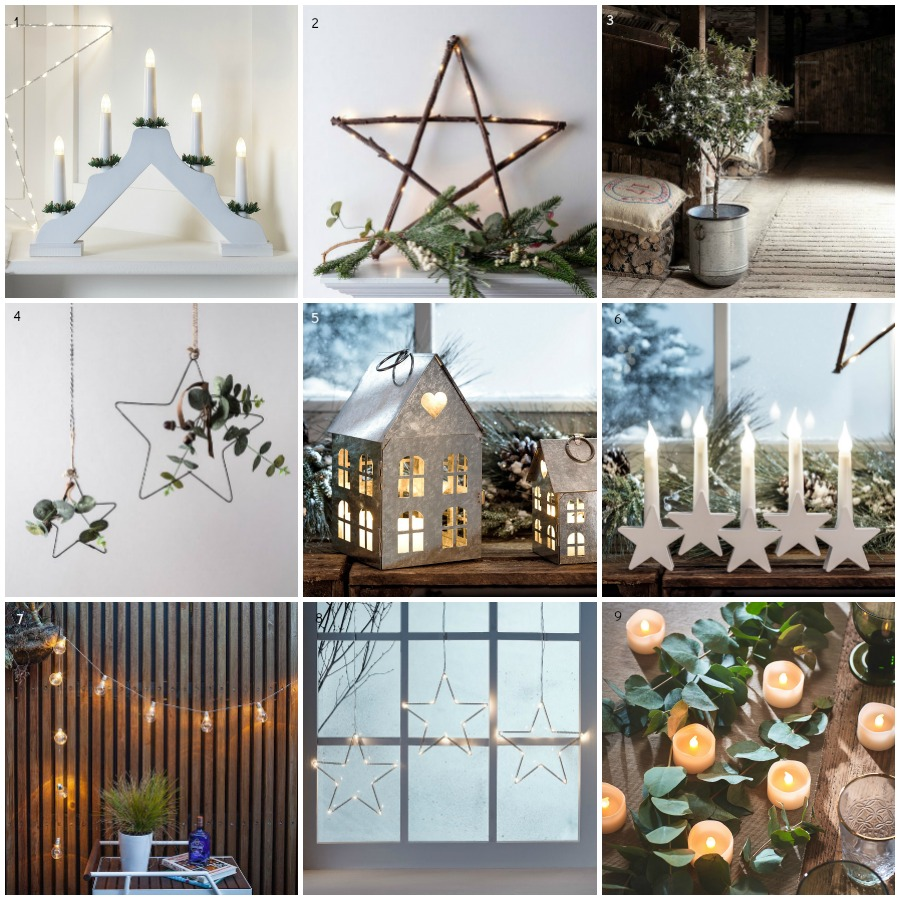 Steal a Scandinavian Vibe this Christmas