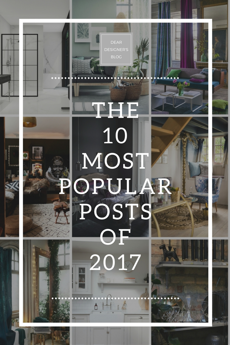 THE 10 MOST POPULAR POSTS OF 2017