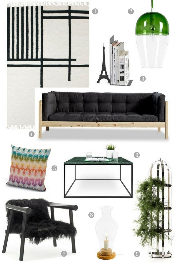 Living Room Wishlist