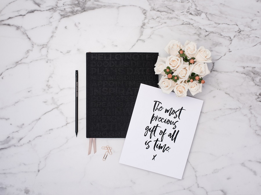 4 Excellent Reasons For Using the New 'Hello Time' Life Planner in 2018