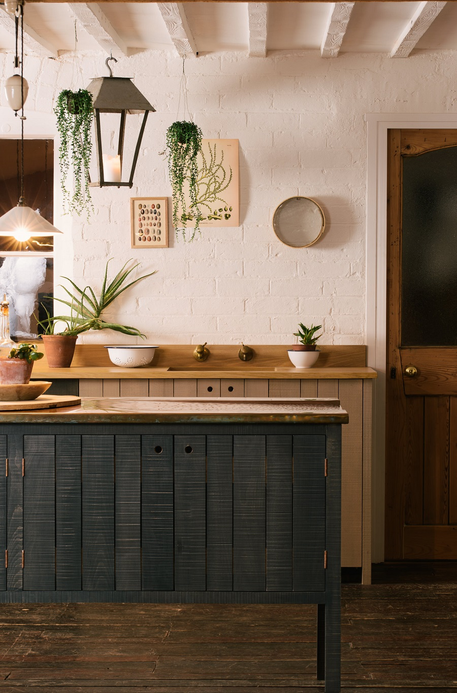Kitchen trends. More Artisan than Rustic