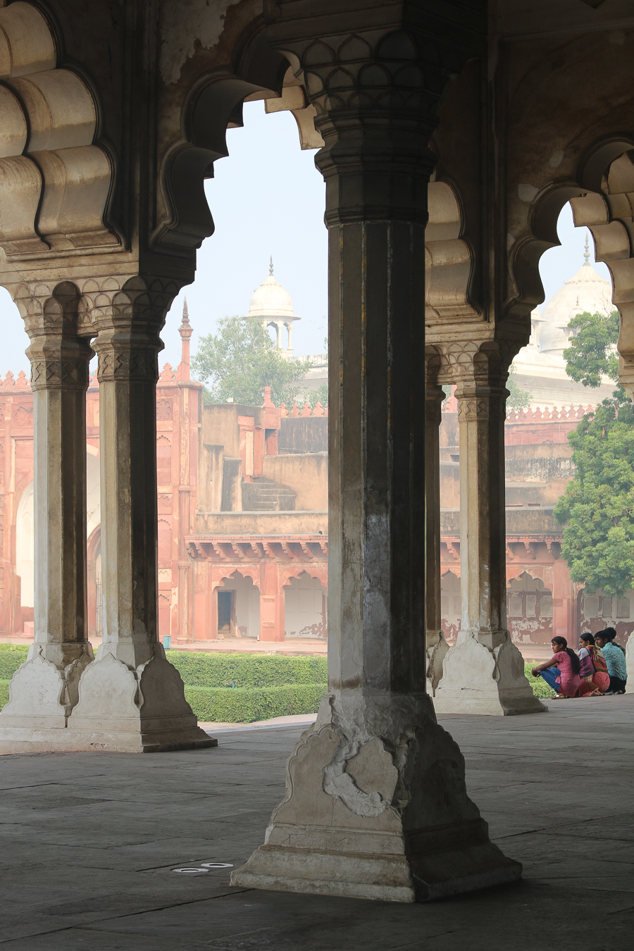 Agra Fort, India