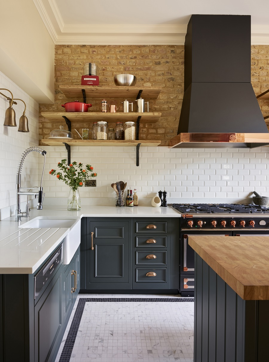 Kitchen Trends - Industrial