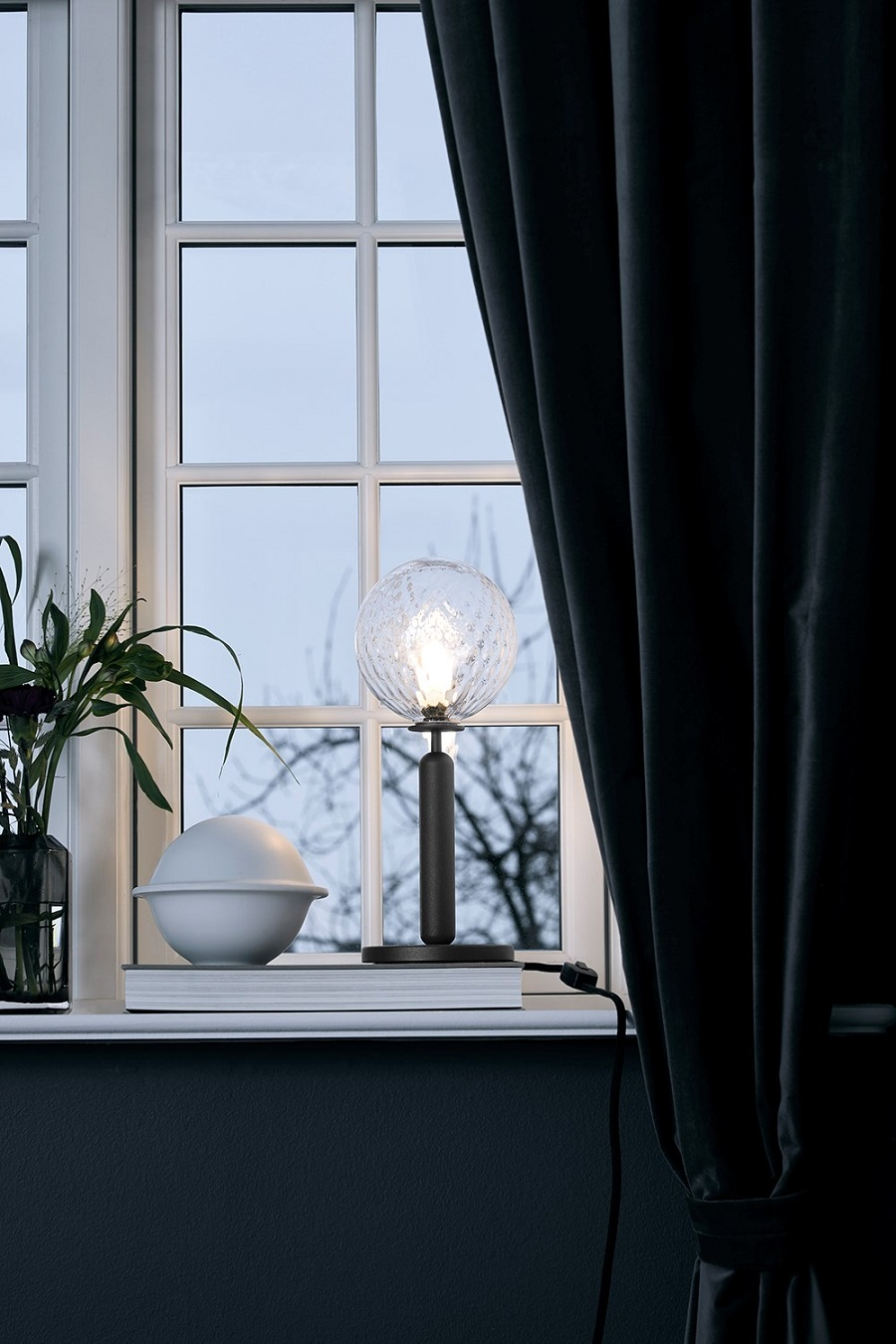 Introducing New Danish Lighting Brand, Nuura - Miira table lamp