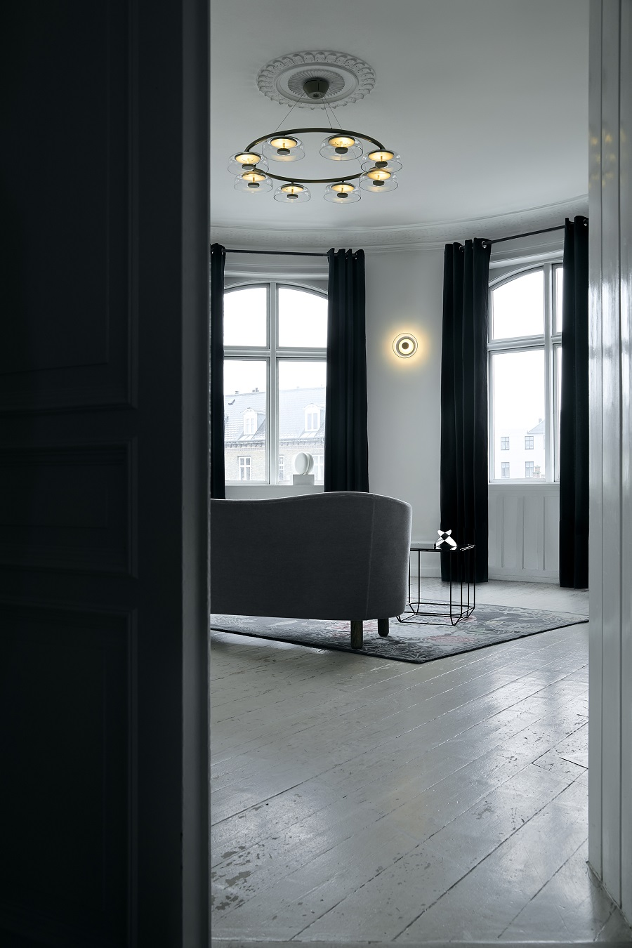Introducing New Danish Lighting Brand, Nuura_Blossi