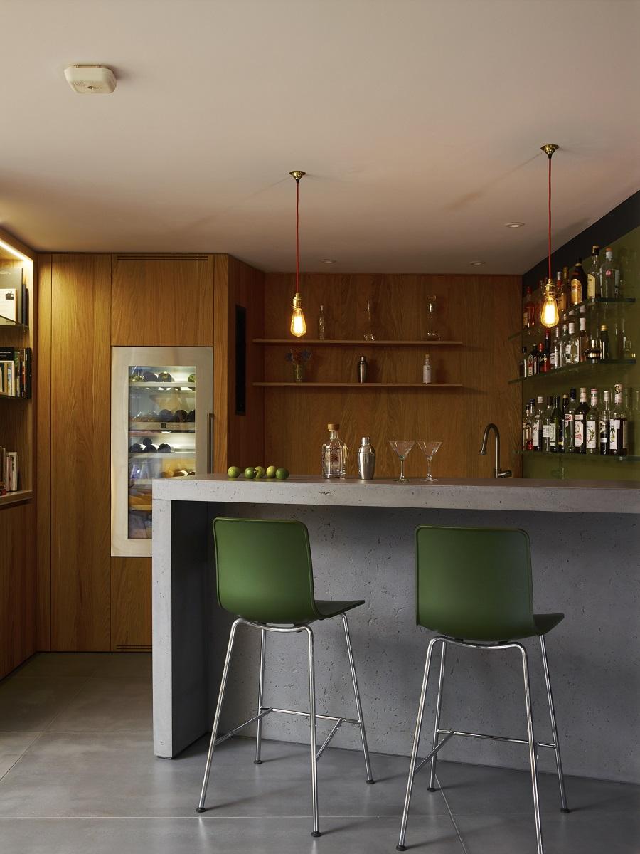 Open-Plan Living - bar