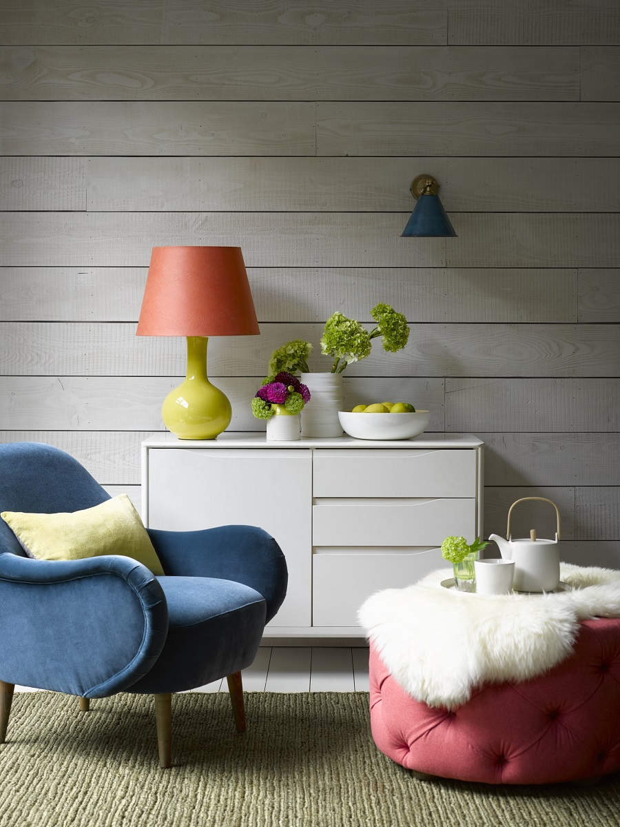 A Sideboard Just Looks Bare Without a Table Lamp