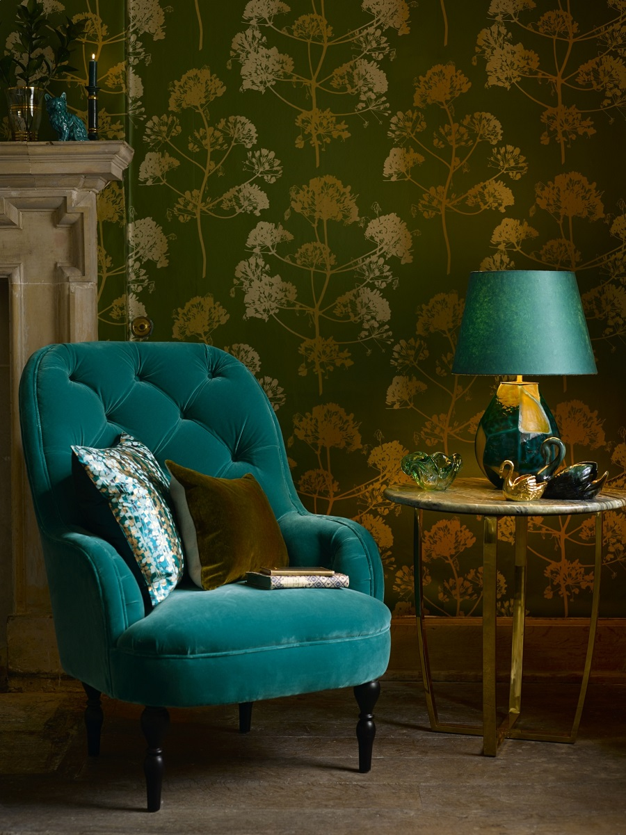 A Table Lamp provides little pockets of cosiness in a room
