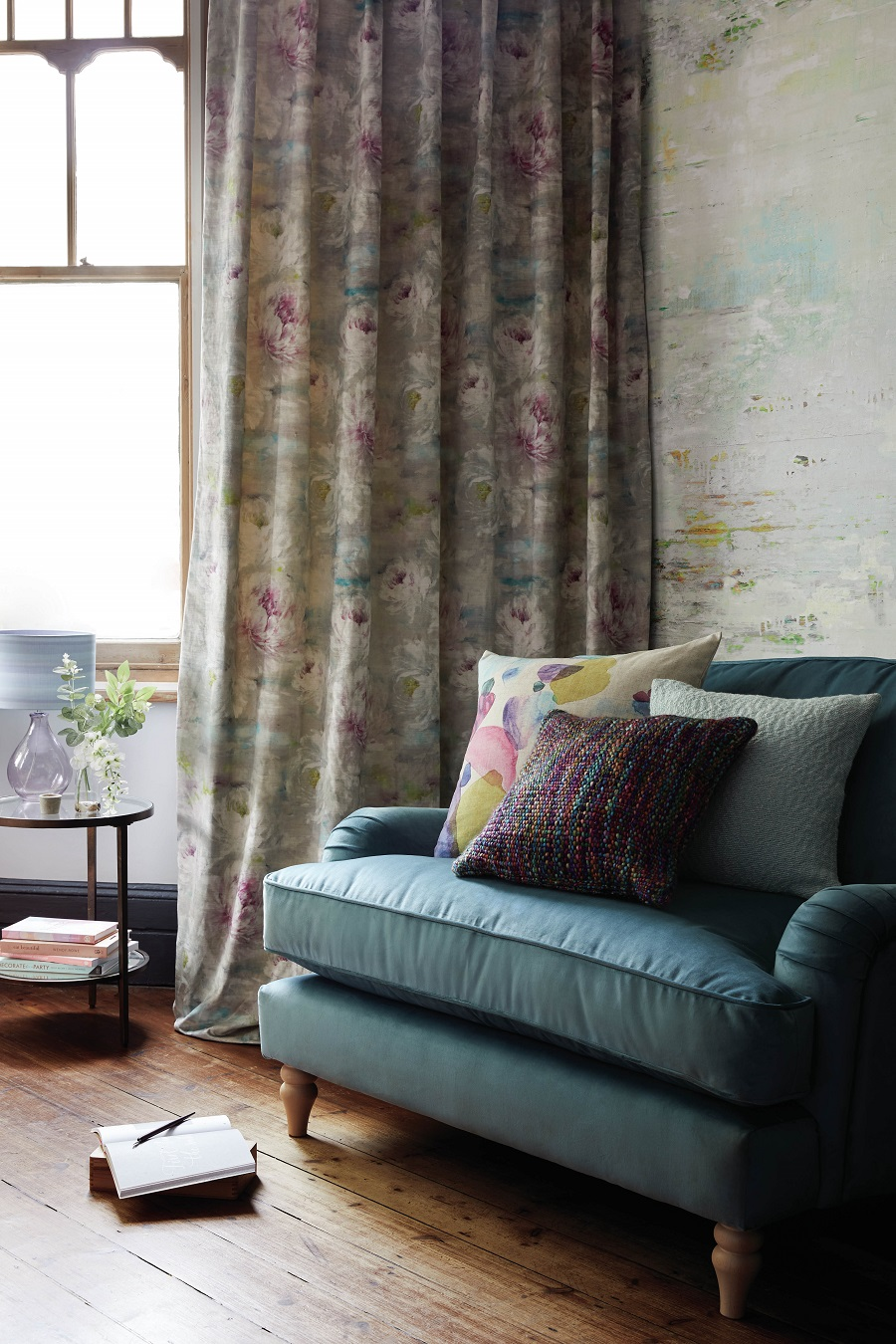 Common Interior Design Mistakes and How to Avoid Them - curtains should always hang to the floor