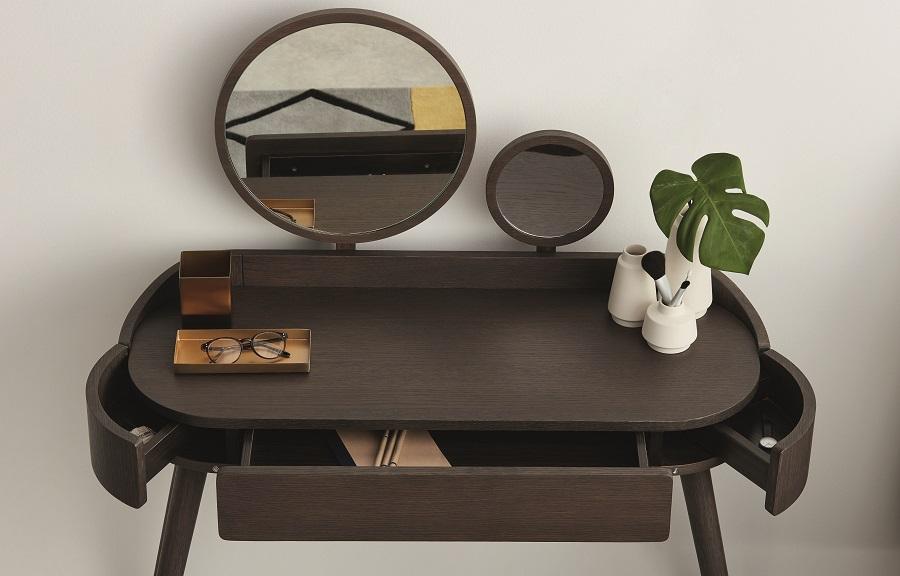 Dressing table goals - hidden storage