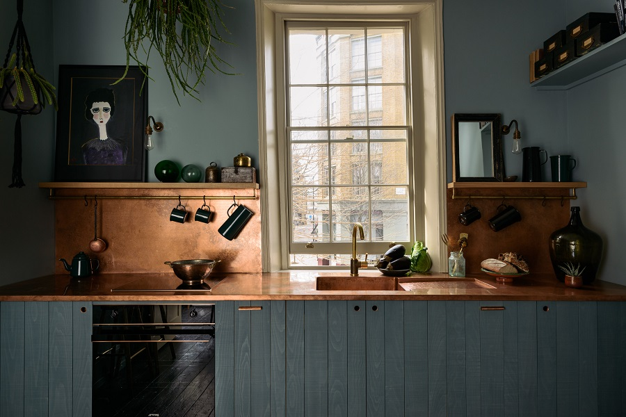 The Latest Stunner in a Regency London Townhouse From deVOL Kitchens ...