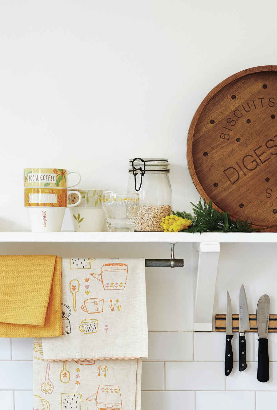 Kitchen Shelf Life - The Good, The Bad and The Ugly