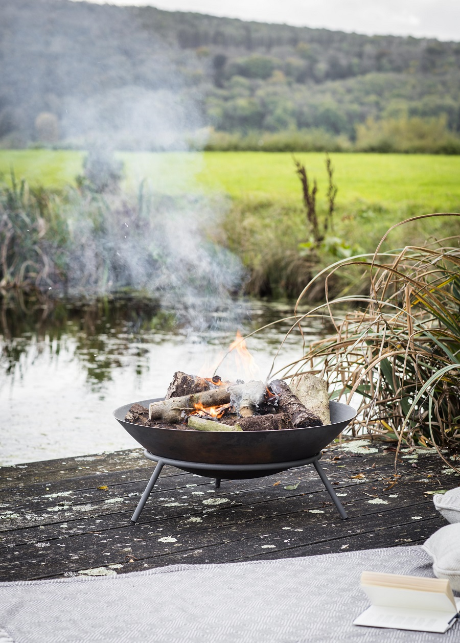Uncluttered Homewares - the firepit