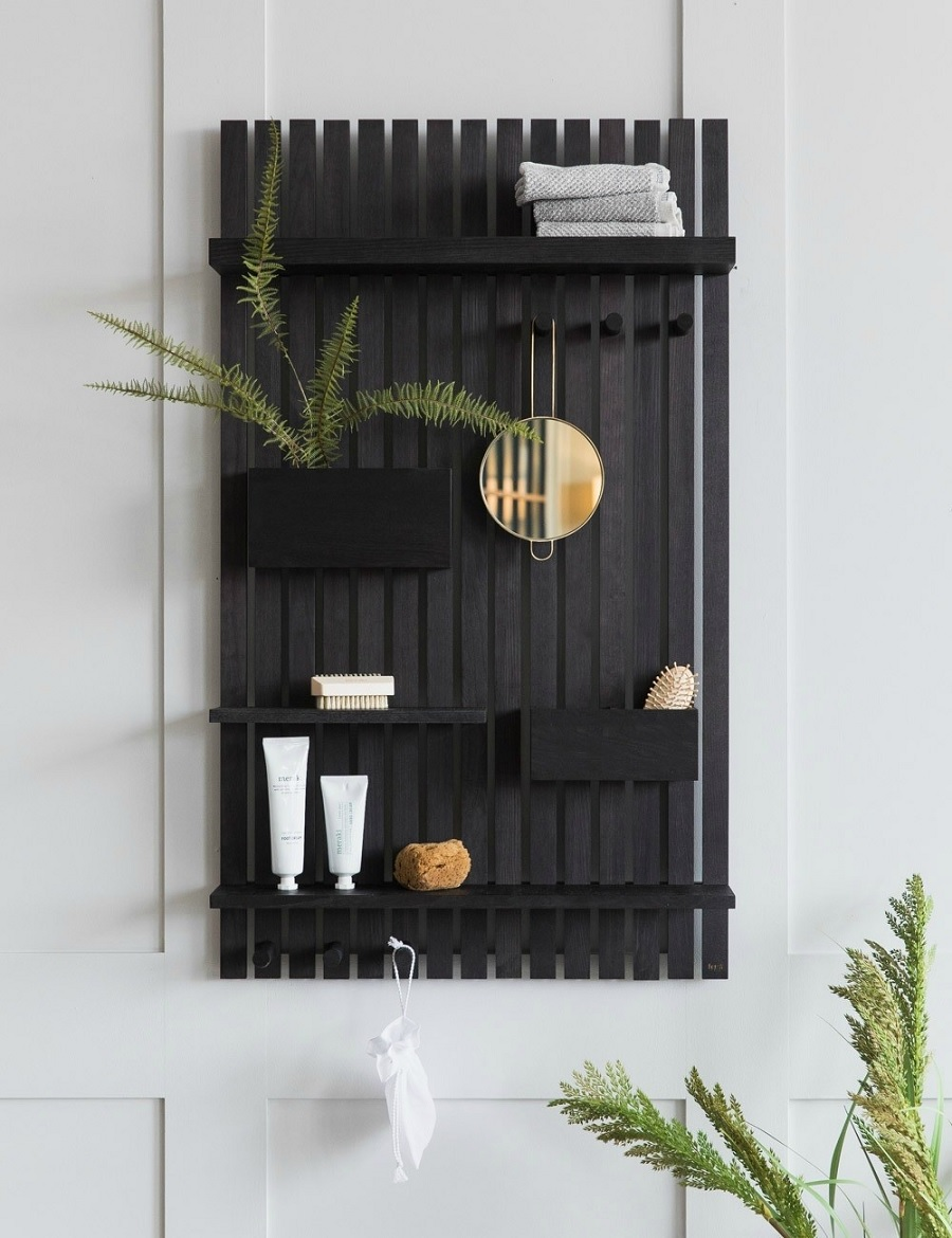 Personal Favourite Rose and Grey - Ferm living multi purpose shelf