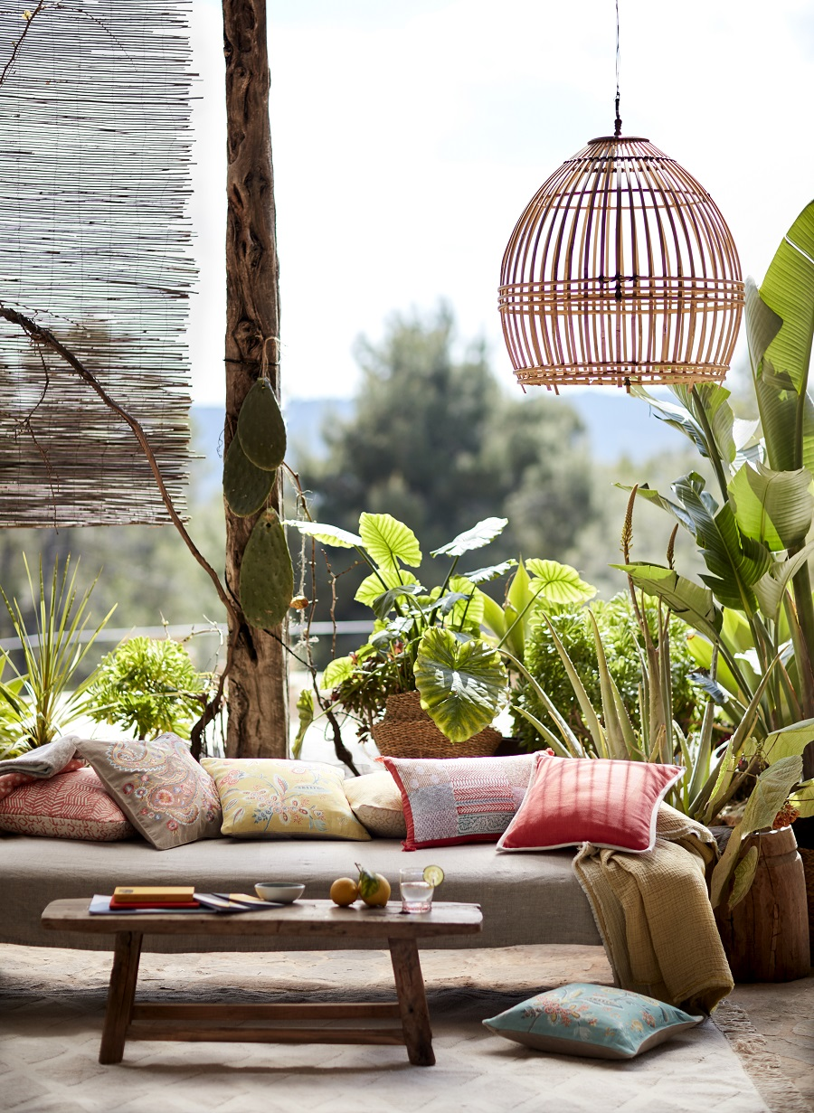 Outdoor Living with Zara Home
