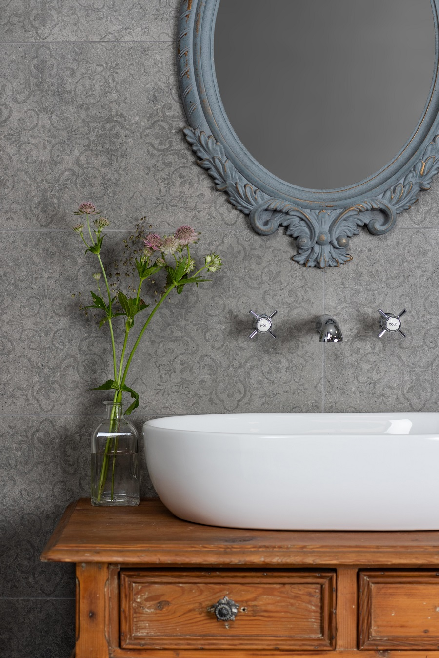wall tiles that could be wallpaper