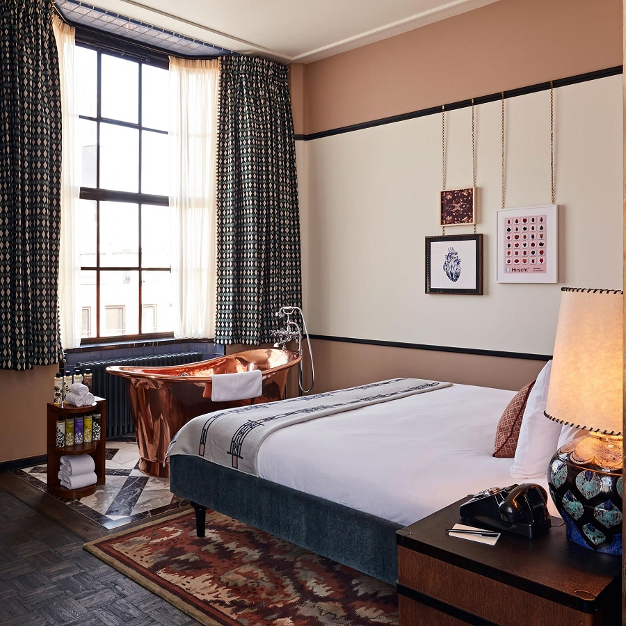 Get The Soho House Look in Your Own Home