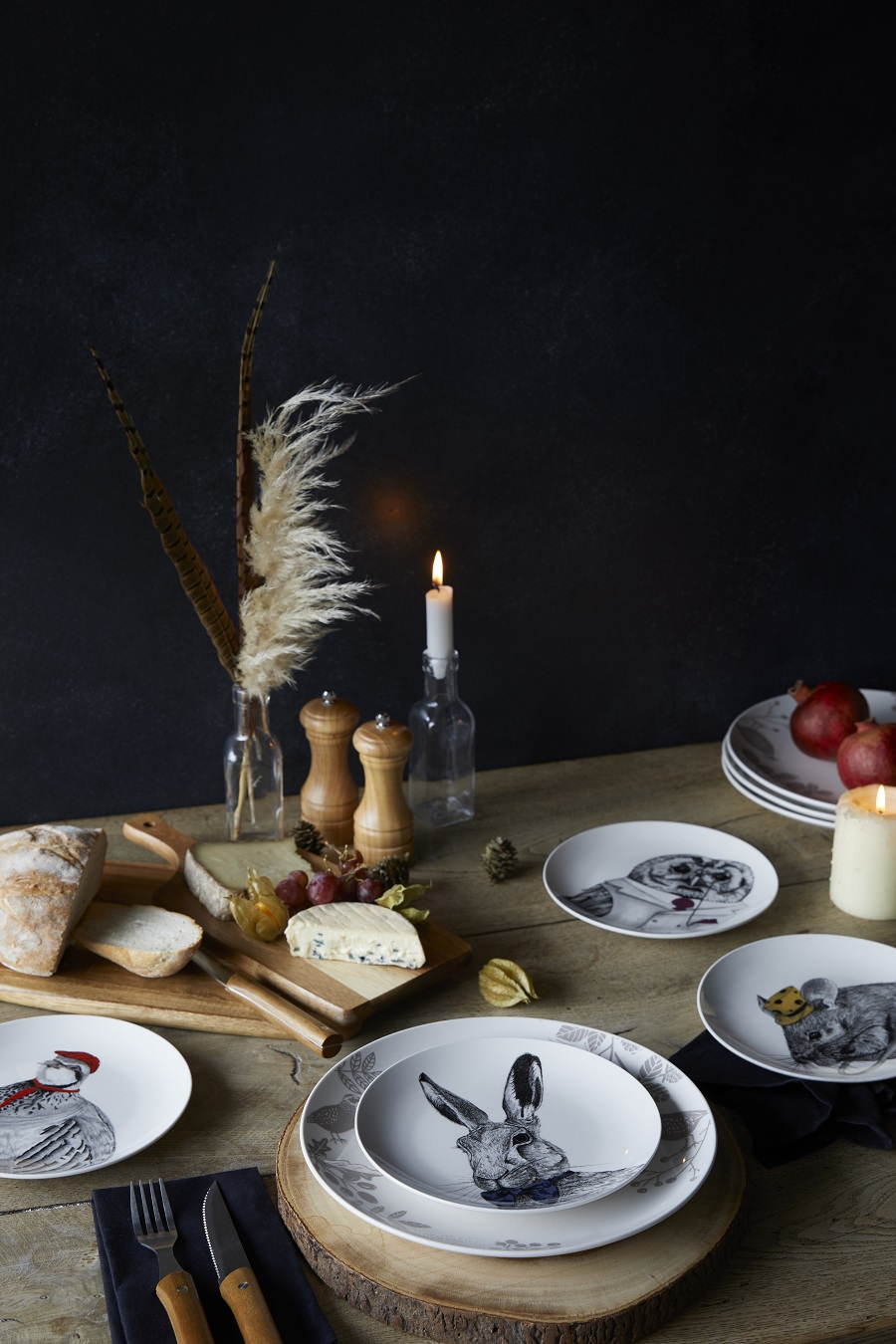 New in Store This Autumn at Dunelm - Winter Warm