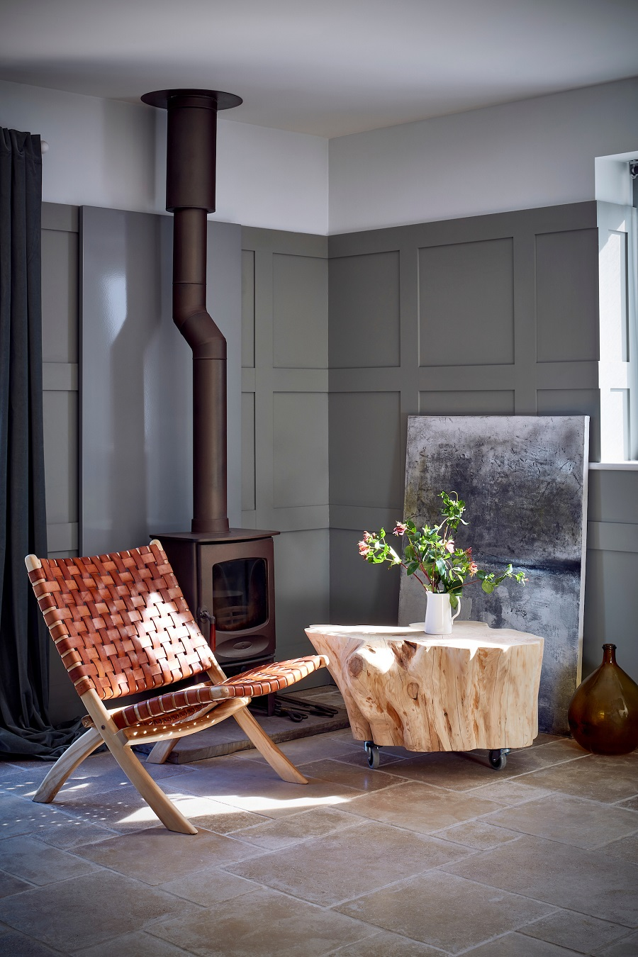 A New Range of Bespoke Freestanding Furniture With an Authentic Vintage Feel