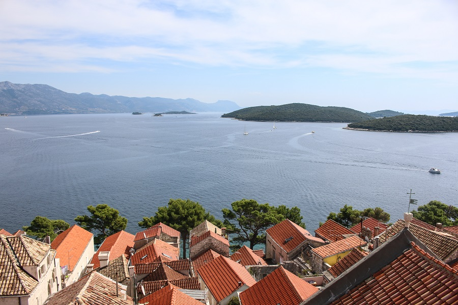 Korcula Island, Croatia Sun, Sea and History