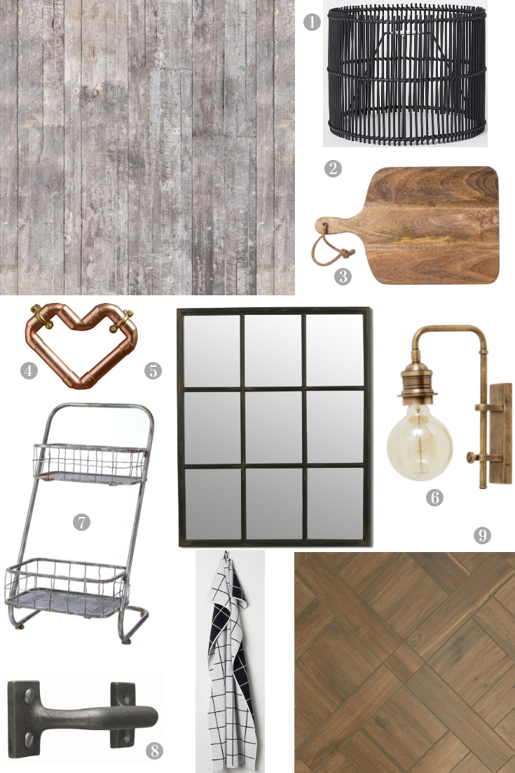 An Industrial Style Kitchen - Get The Look