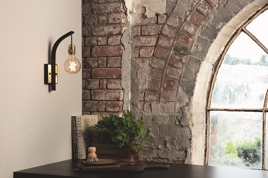 The New Tom Raffield Ebonised Lighting Range