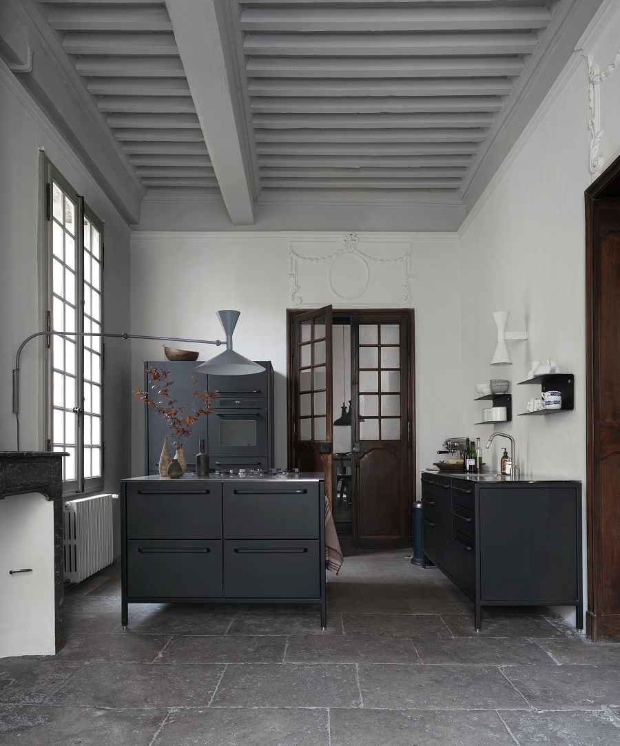 The Versatility of the Vipp Kitchen