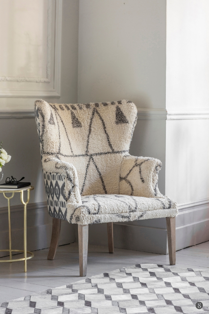 9 Of The Best Comfy Armchairs for the Bedroom - Dear Designer