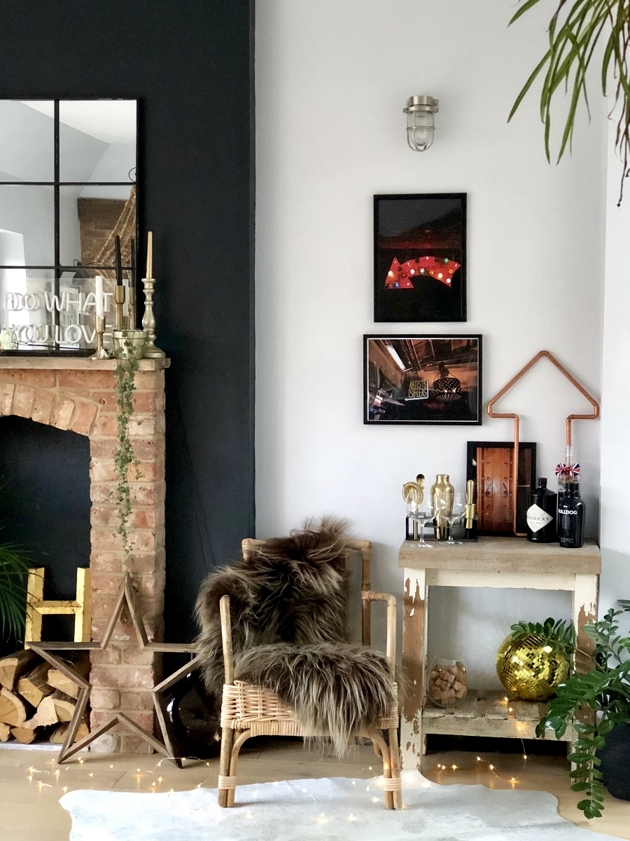 A Converted Garage That is Now a Scandi-Inspired Home for a Family of Five