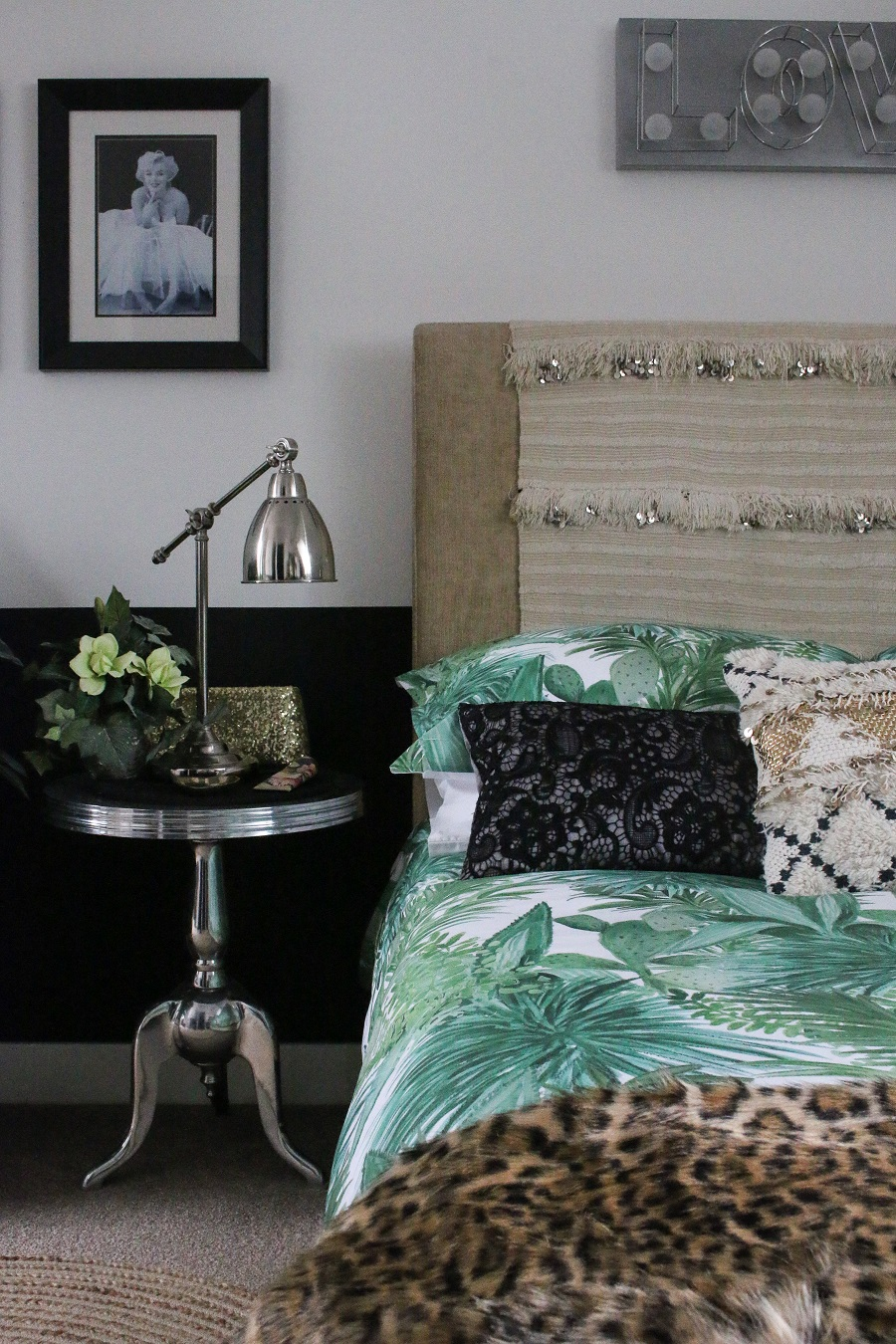 Ring The Changes in the Bedroom With Just a Change of Bedding