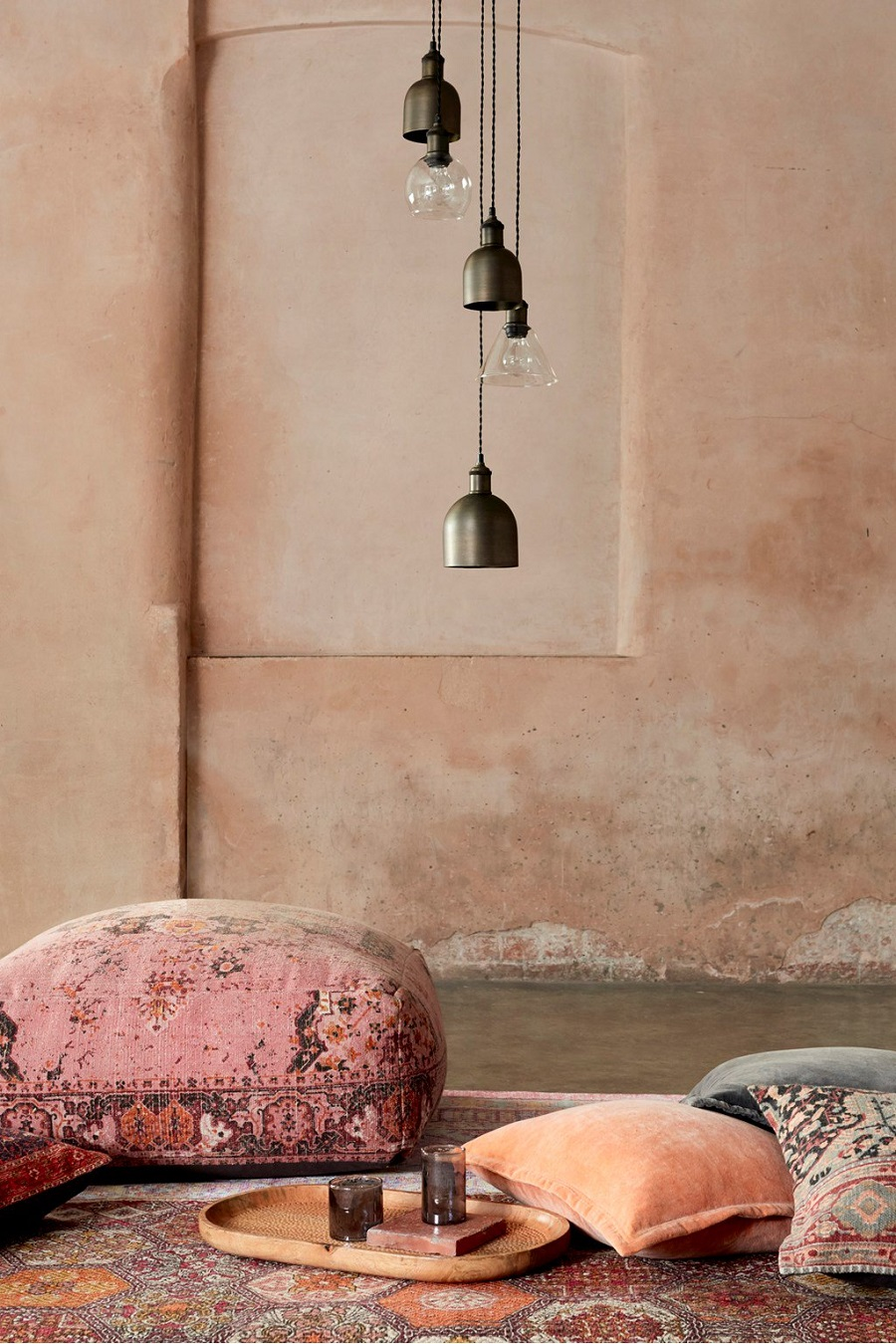 Warm Desert Hues and Natural Materials from French Connection Home This Spring