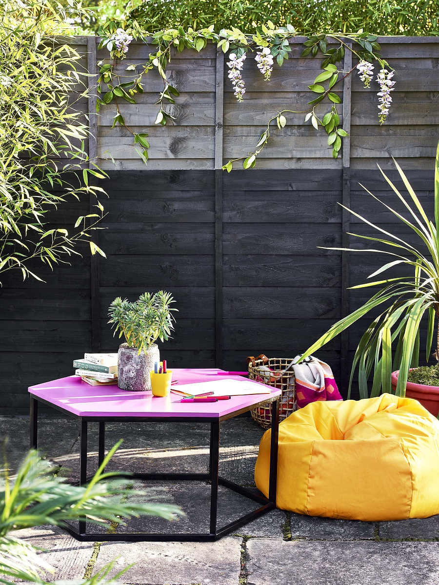 The Trend for Dark and Moody Moves into the Garden