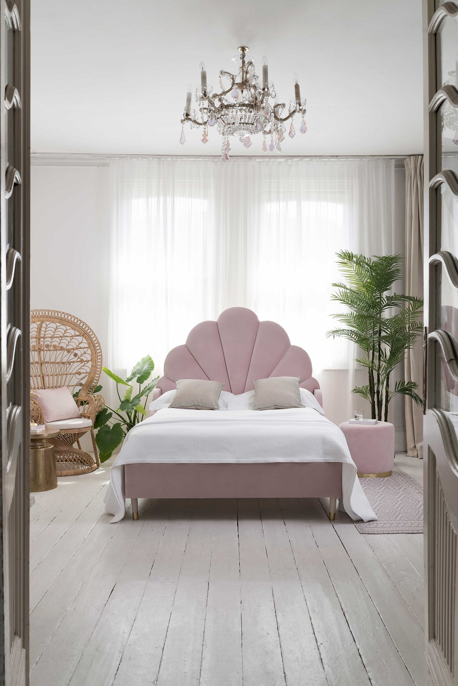 An Unashamedly Romantic Bedroom and How to Get the Look