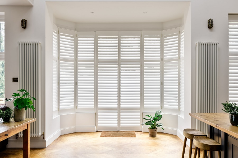 Plantation Shutters Tasteful, Trendy and Utterly Timeless
