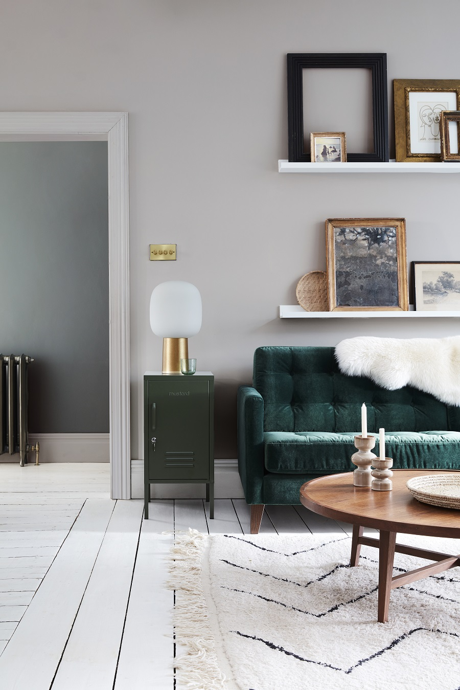 Little Greene Paints in Colours You Can Live With