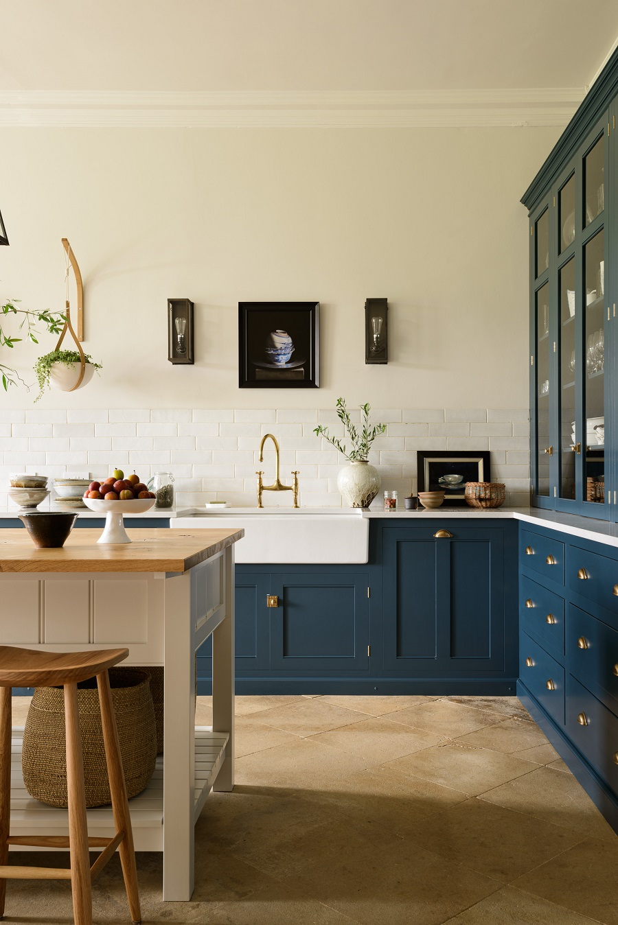 How to Add Personality to a Brand New Kitchen