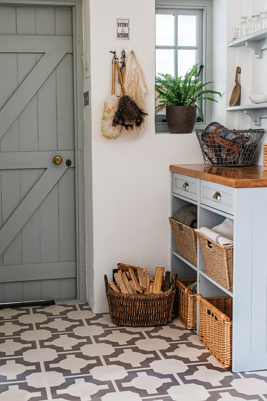 Utility Room Dreaming